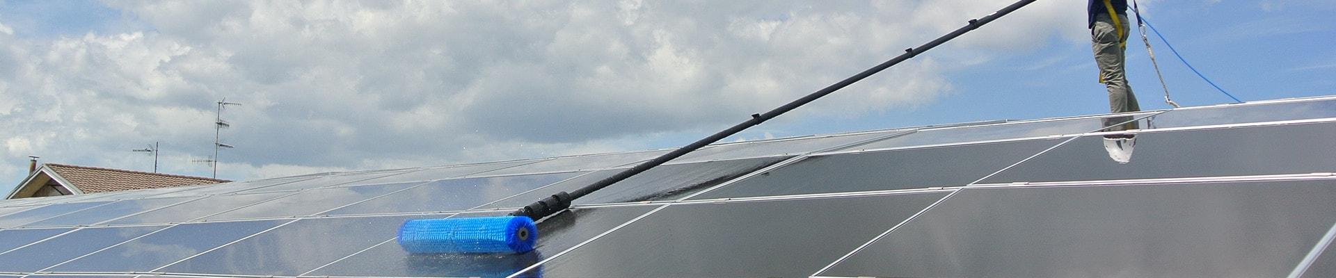 Ökologische Solarreinigung in Baden Württemberg